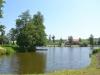 rybník na farmě