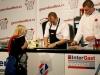 kuchařská šou na festivalu