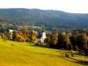 Pohled na Karlovice ve Slezku