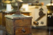 Expozice-muzeum kávy