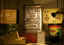 expozice v muzeu čokolády a marcipánu v Táboře