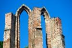 Torzo kláštera v Benešově na Karlově