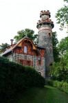 Romantický hrázní domek