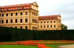 Na Fotografii je státní zámek Jaroměřice nad  Rokytnou