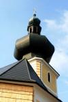 kostel nejsvětější trojice Srní