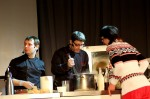 Redaktoři gastrovýletů a jejich kuchařská show