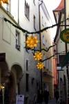 Vánoční výzdoba Regensburg