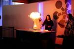 Pokusy s ohněm v libereckém science centru iQLANDIA