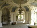 vestibul zámku