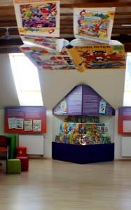 Muzeum čtyřlístku-expozice