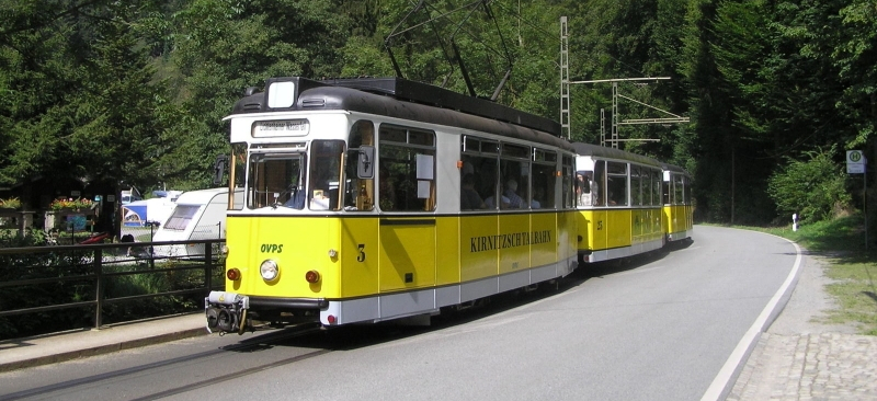 křinická tramvaj