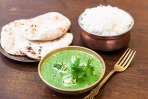 Palak Paneer indické recepty