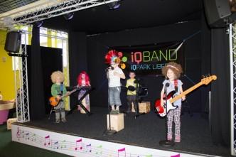 Dětské podium -expozice iQ park Liberec