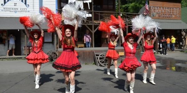 Taneční festival Šiklův mlýn