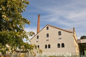 Budova zámeckého pivovaru v Břeclavi