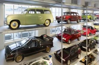 expozice muzea škodovky v Mladé Boleslav