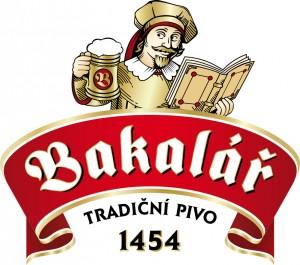 Logo tradičního rakovnického pivovaru Bakalář