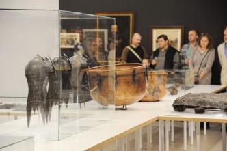expozice výstavy až na kov