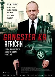 plakát k lfilmu Gangster Ka: Afričan