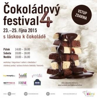 pozvánka na čokoládový festival