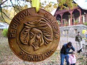Medaile ze sportovních her v perníkové chaloupce
