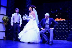Hodina před svatbou