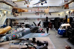 Automobil v technickém muzeu