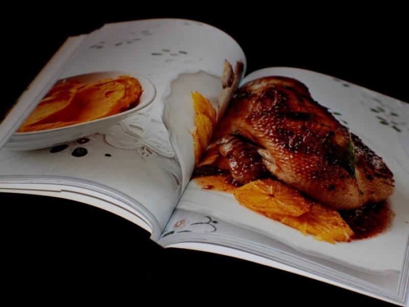 kuchařka Karolíny Kamberské
