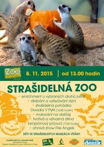 Strašidelná zoo 2015