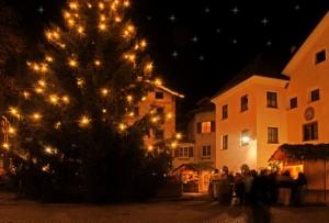 Vánoční trhy v tyrolsku