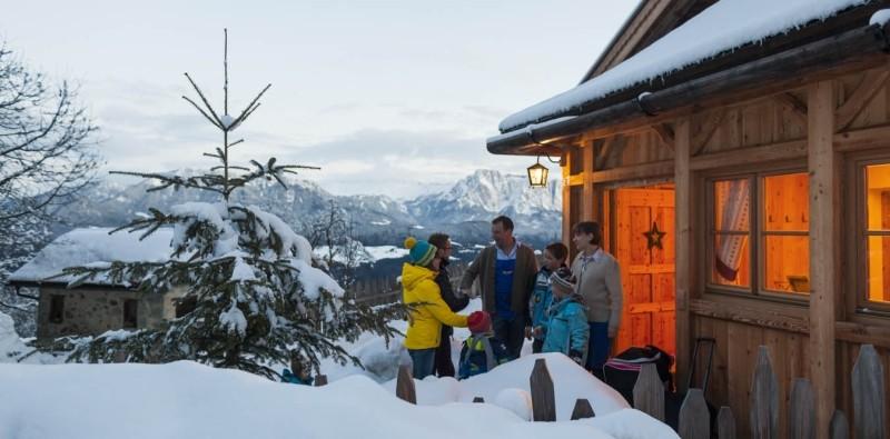 Vánoce v tyrolsku