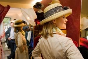 Nakupování oblečení v Evropských městech