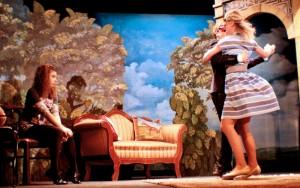 Poslední aristokratka pobaví diváky v Divadle Na Jezerce