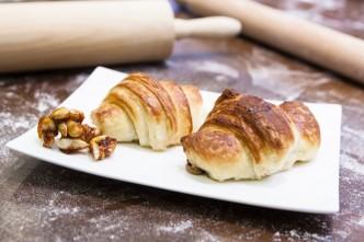 Croissanty k článku Recept na croissanty