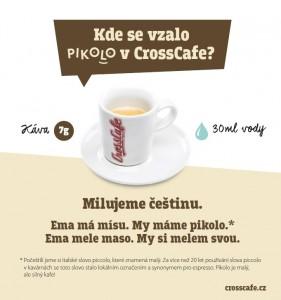 Česká kávová revoluce: zavedení pikola