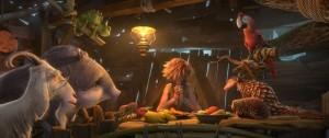 foto z filmu Do kina: Robinson Crusoe NA OSTROVĚ ZVÍŘÁTEK