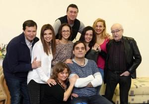 Herci divadla Na Jezerce