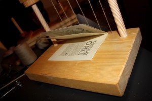 Knihvazačská dílna v Broumovském klášteře