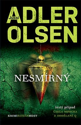 Obal knihy Jussi Adler-Olsen: Nesmírný