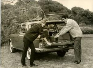 SUV historie