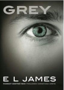 obal knihy Grey
