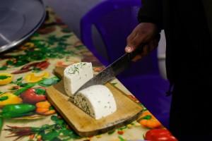Domácí sýr-Ukrajina