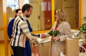 ZOO Liberec předává dárky v nemocnici