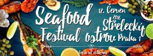 Pozvánka na gastrofestival na střeleckém ostrově