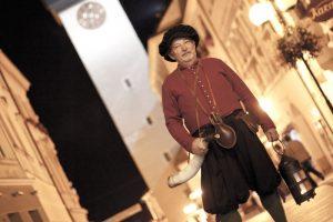 atrakce v historickém centru Znojma: Ponocný ve Znojmě
