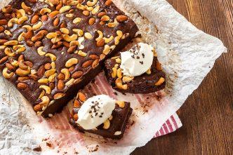 brownies tradiční čokoládová pochoutka