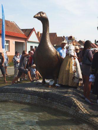 Slovenský Grob -slavnosti