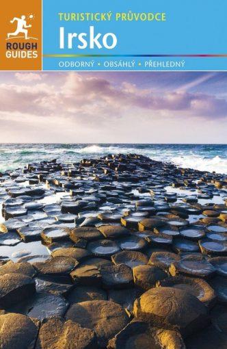 Knižní tipy redakce gastrovylety, na obrázku turistický průvodce Irskem - obal