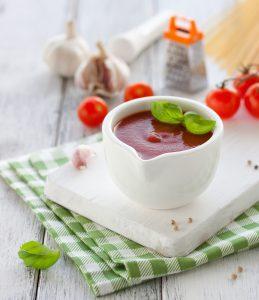 BIO kečup rapunzel lze koupit na eshopu magazínu gastrovýlety
