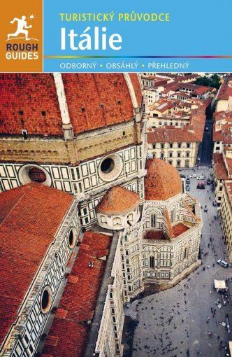 Obal turistického průvodce-Itálie